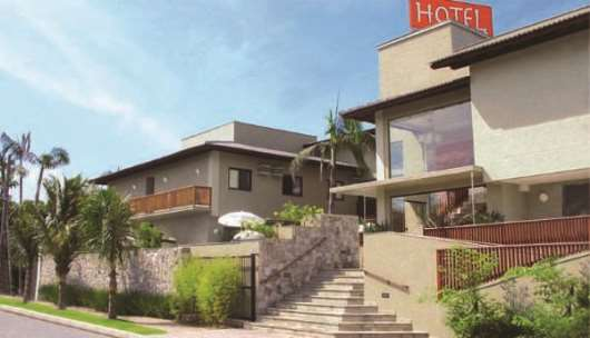 Hotel Ilhas do Caribe - Tiradentes